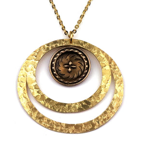 FOUR DIRECTIONS Echo Necklace - GOLD
