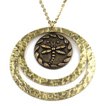 DRAGONFLY Echo Necklace - GOLD