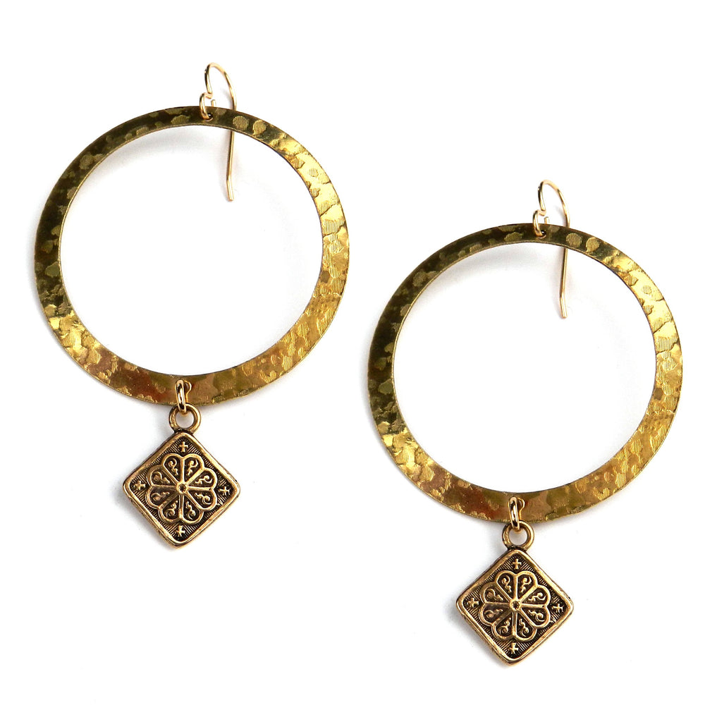 HARMONY Halo Earring - GOLD