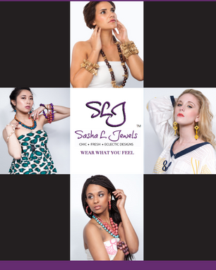 Sasha L Jewels Media Kit Contact Us for Collaborations Partnerships