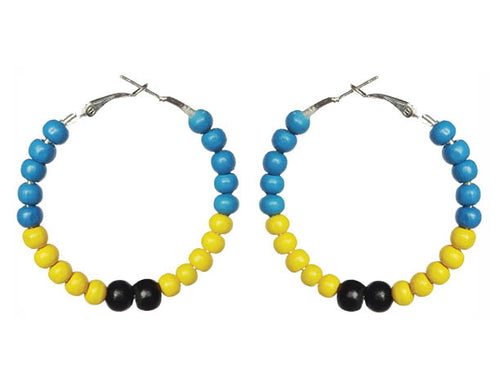 Barbados Earring Hoops