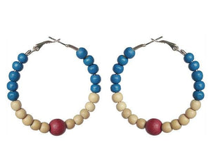 Cuba Earring Hoops - Sasha L JEWELS LLC