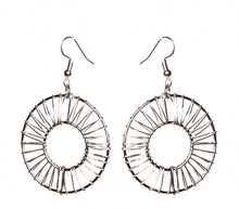 Load image into Gallery viewer, Donut Wire Earrings - Single - Sasha L JEWELS LLC