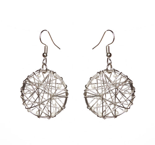 Embellish Wire Earrings - Single - Sasha L JEWELS LLC