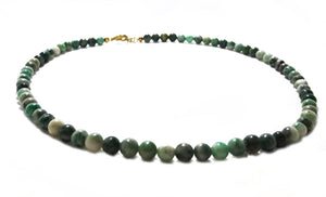 Great Jasper Necklace - Sasha L JEWELS LLC