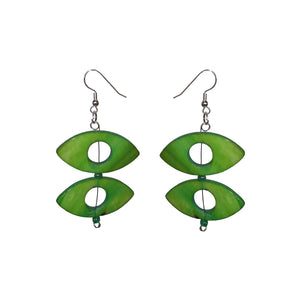 Envious Eyes Earrings - Sasha L JEWELS LLC
