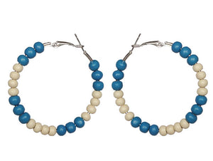 Honduras Hoop Earrings - Sasha L JEWELS LLC