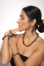 Load image into Gallery viewer, Tiger's Eye Choker - Sasha L JEWELS LLC
