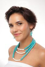 Turquoise Temptress Necklaces - Sasha L JEWELS LLC