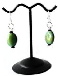 Jaded Earrings - Sasha L JEWELS LLC