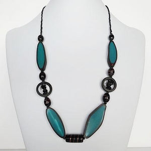 Mediterranean Luxe Necklace - Sasha L JEWELS LLC
