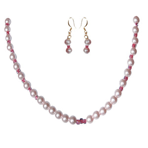 Pink Candy Jewelry Set - Sasha L JEWELS LLC