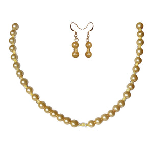Sunset Kisses Pearl Set - Sasha L JEWELS LLC