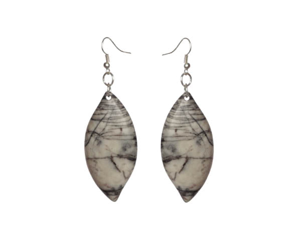 Natural Stone Earrings - Sasha L JEWELS LLC