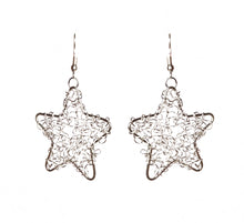 Load image into Gallery viewer, Star Wire Earrings- Single - Sasha L JEWELS LLC