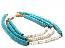 Load image into Gallery viewer, Turquoise Temptress Necklaces - Sasha L JEWELS LLC
