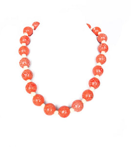 Marmalade Pop Necklace - Sasha L JEWELS LLC