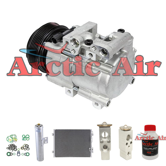 Remanufactured AC Compressor Kits