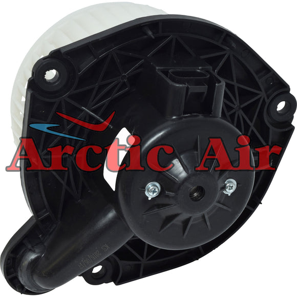 00028C HVAC Blower Motor fits 2004-09 Buick Rainier Chevy Trailblazer Saab 9-7X