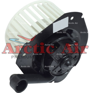 00162C HVAC Blower Motor (Rear) with Wheel fits 1993-2002 Nissan Quest