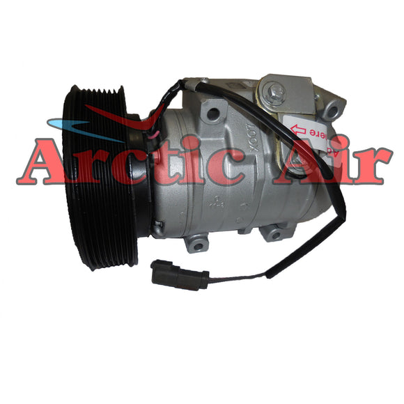 AC compressor for Caterpillar compressors front view