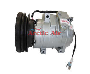 1003 AC compressor for Caterpillar compressors front view