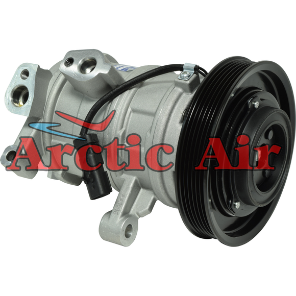 157319 AC Compressor for 2008-2010 Dodge Dakota/Ram 1500 and Jeep Gr Cherokee/Commander