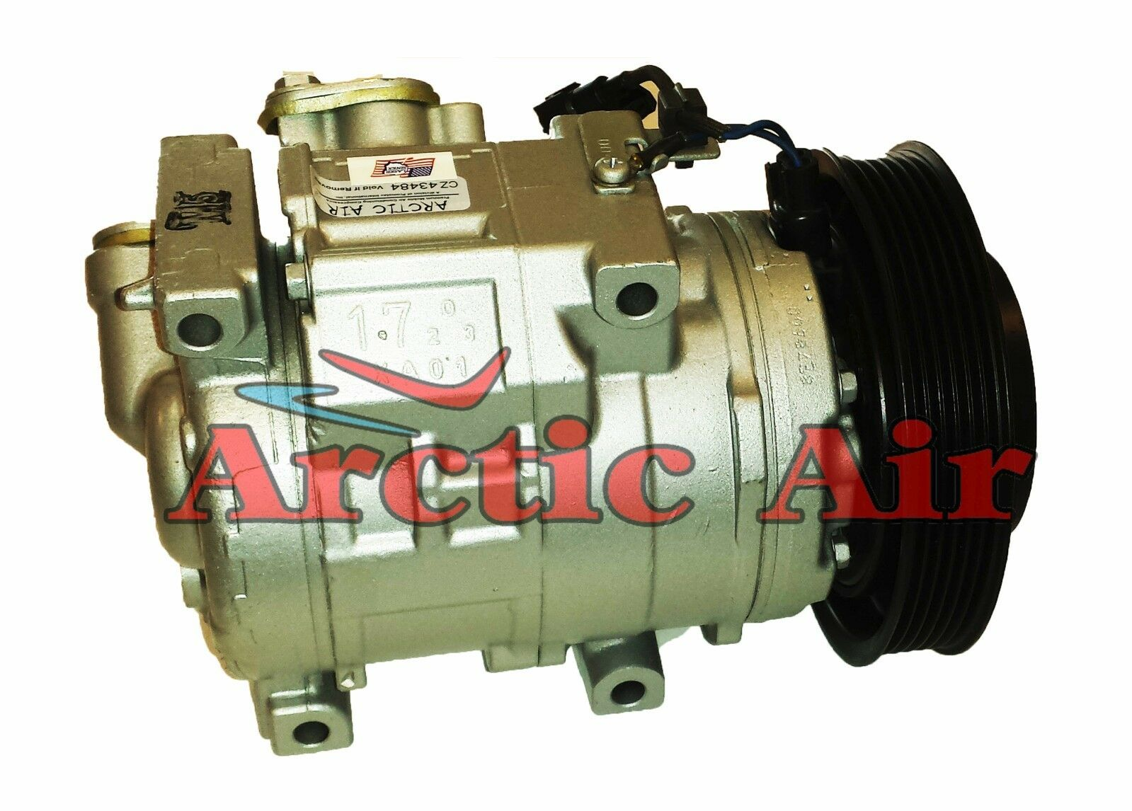 157334 Ac Compressor For 2007 Zdx And Honda