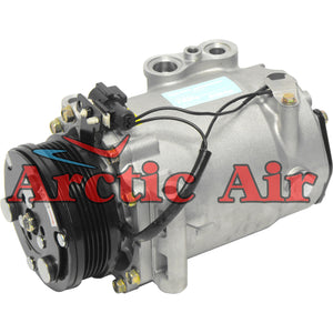 157550 AC compressor with clutch for 2002-2003 Saturn Vue