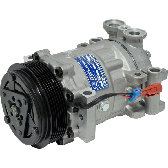 157567 AC Compressor for 2008-2009 Chevy C4500/C5500 Kodiak and GMC C4500/C5500 Topkick