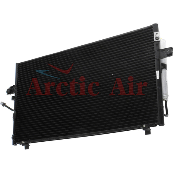 3061 AC Parallel Flow Condenser for 2002-04 Infiniti I35 and 2002-03 Nissan Maxima