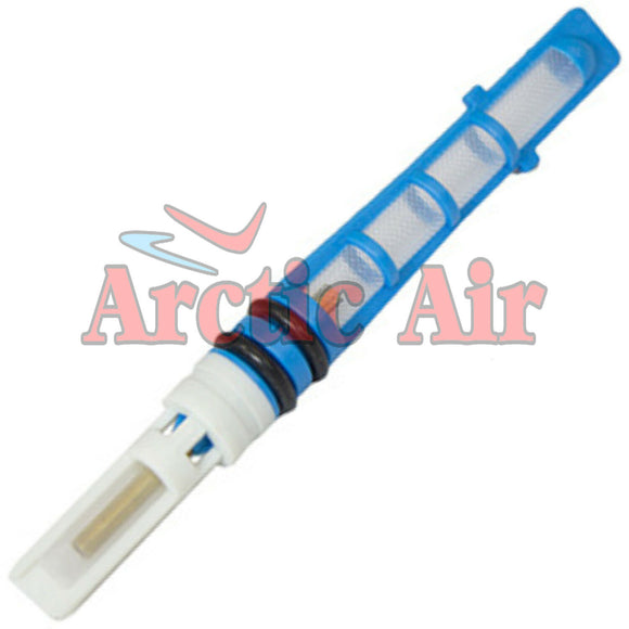 38621 AC Orifice Tube Blue for 1980-2010 Ford / Lincoln / Mazda / Mercury Vehicles