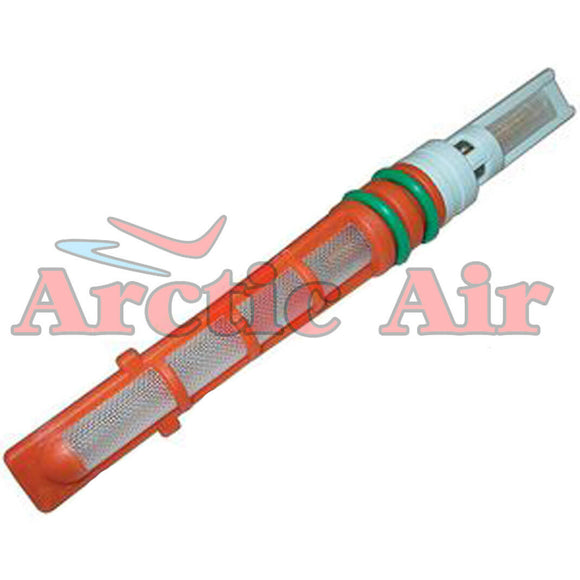 38639 AC Orifice Tube Orange for 1988-2011 Ford Mustang Mercury Cougar Jaguar X-Type