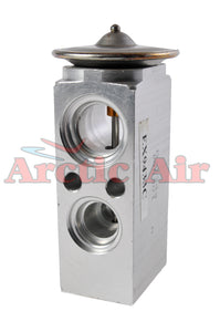 38750 A/C Block Expansion Valve for Mercedes-Benz 190, 300, 400, and 500 Models