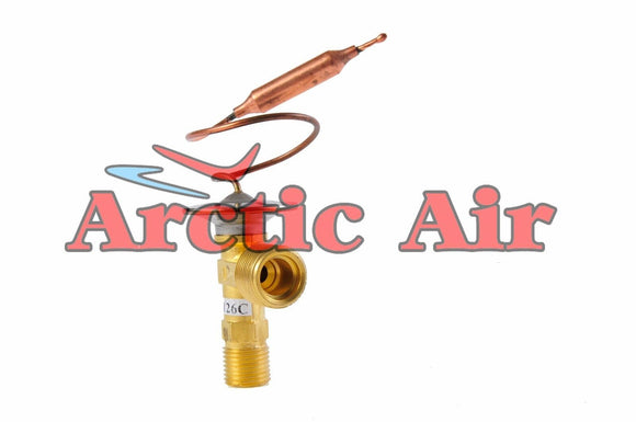 39025 AC Thermal Expansion Valve for 1999-2004 Isuzu Rodeo and Nissan Frontier/Xterra