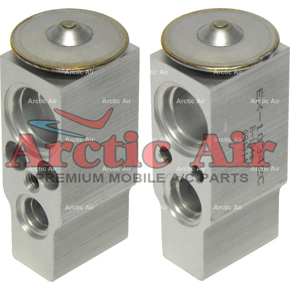 39266 A/C Block Expansion Valve for 05-14 Volvo S60/V70/X90 Volvo Models