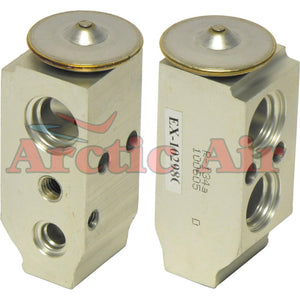 39310 A/C Block Expansion Valve for 09-10 Magentis Optima and 07-09 Spectra(5)