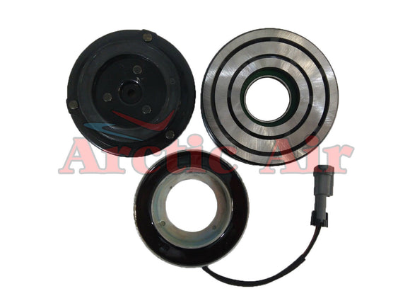 CL47280 A/C Compressor Clutch for CVC Compressor front view