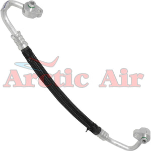 55099 A/C Discharge Hose fits 2008-10 Chrysler Town Country, Dodge Grand Caravan
