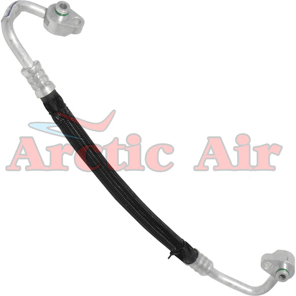 55099 A/C Discharge Hose for 2008-10 Chrysler Town Country, Dodge Grand Caravan