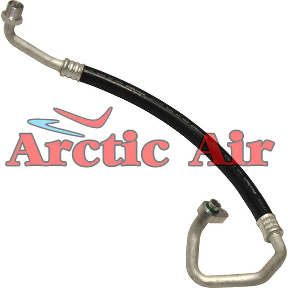 55211 New A/C Suction Hose Line for 99-05 Eclipse and 01-05 Stratus Sebring