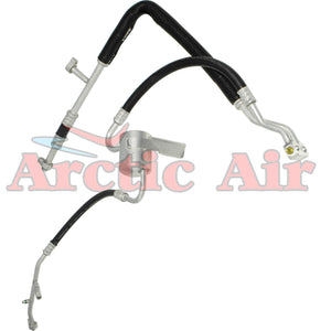 56371 AC Suction & Discharge Hose for 1997-02 Ford Expedition Lincoln Navigator