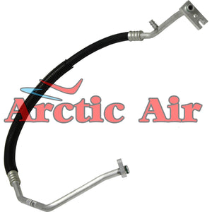 56719 AC Suction Line Hose fits 2002 2003 2004 Jeep Grand Cherokee 4.0L