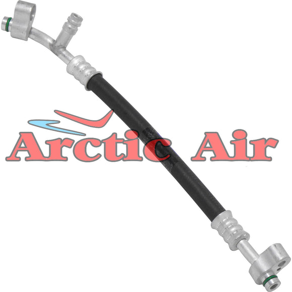 56802 AC Car Hose For BMW E46 3-Series A/C High Pressure Hose