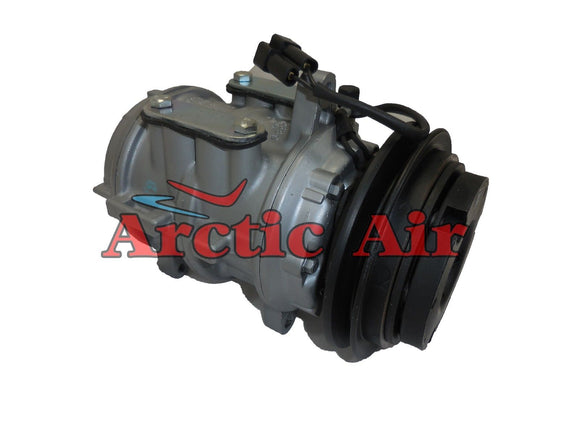 57103 AC Compressor for 1984 Dodge Mini Ram 2.2L 1986 Ramcharger B D W Series