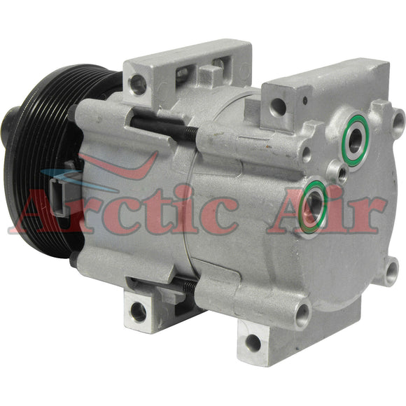 57159 AC Compressor for 1998-2001 Ford E-350 Econoline, Club Wagon, and Super Duty models