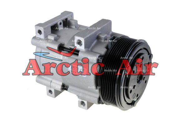 57161 AC Compressor for 89-03 Mercury Cougar Ford Thunderbird F-250/350/450 SD