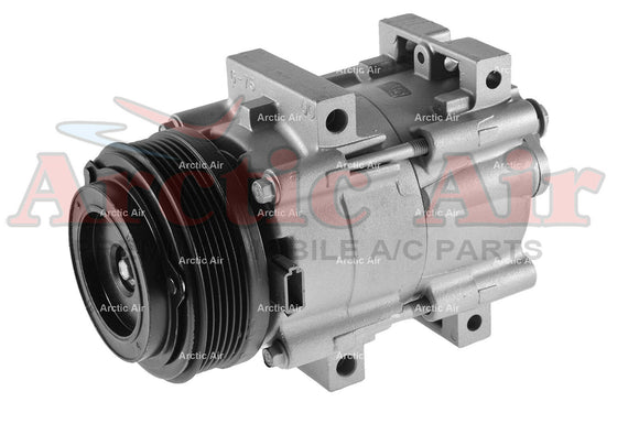 57168 AC Compressor for 2001-2007 Ford Taurus and Mercury Sable