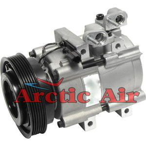 57197 AC Compressor for 2001-2006 Hyundai GX300/GX350 and Kia Amanti