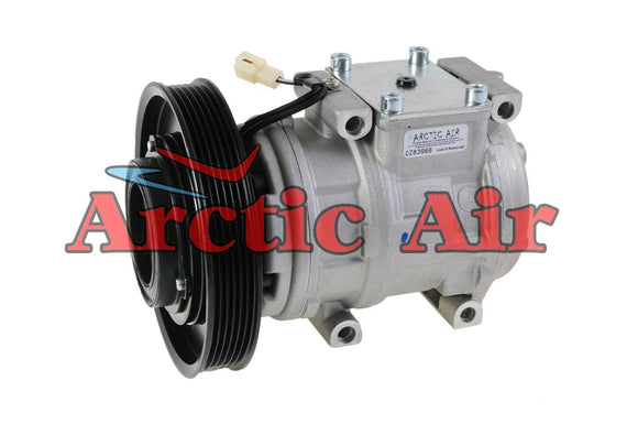 57305 AC Compressor for 1997 Acura CL, 1995-1996 Acura TL, and 1994-1997 Honda Accord